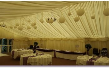 Marquee decoration chinese lanterns prod